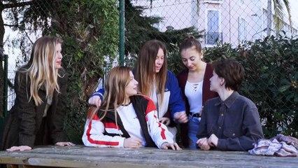 #NonAuHarcèlement vidéo du lycée Bristol de Cannes