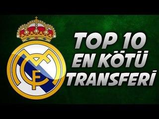Real Madrid Tarihinin En Kötü 10 Transferi