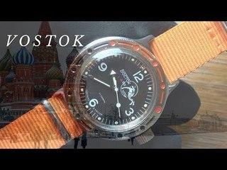 Vostok Amphibian (Bu Saati Almayanı Dövüyorlar)