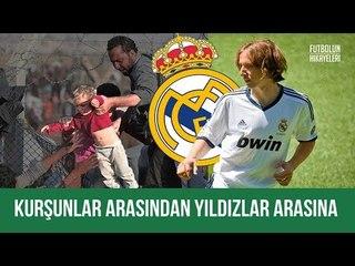 Mülteci Kampından, Real Madrid'e: BİR YILDIZIN HİKAYESİ!