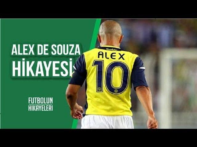 Alex de Souza'nın Hikayesi   ''Bir Alex değil...''   #FutbolunHikayeleri