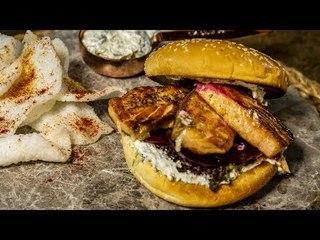 Enfes Somon Burger Nasıl Yapılır?