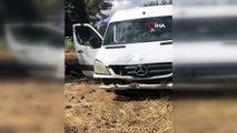 - Ramallah'da Otobüs Kazası: 4 Ölü