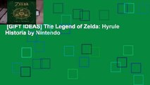 [GIFT IDEAS] The Legend of Zelda: Hyrule Historia by Nintendo