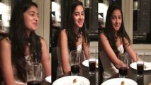 Student Of The Year 2: Ananya Panday's old video gets LEAKED, Check Out Here| FilmiBeat