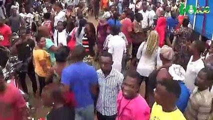 Scandale-Togo:les libanais nous maltraitent parce qu'on refuse de coucher avec eux( Ewe)