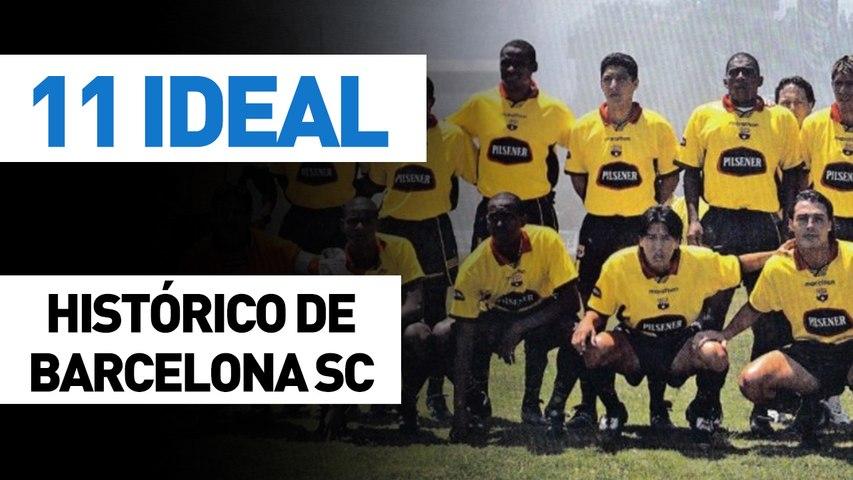 11 ideal | Barcelona (de todos los tiempos)