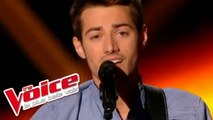 Renan Luce – La Lettre   Jérémy Charvet   The Voice France 2015   Blind Audition