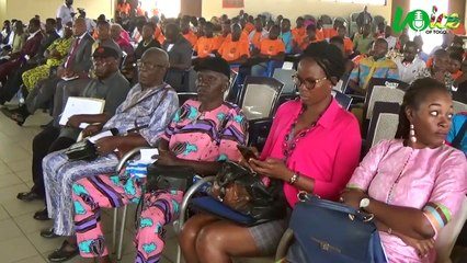 La justice ne doit plus vaciller au Togo-Prof Koami Wolou