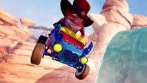Crash Team Racing Nitro-Fueled - Bande-annonce de la personnalisation