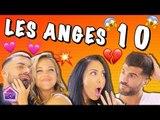 Les Anges 10 : Un mot pour Maddy, Vincent, Thomas, Léana, Sarah Van Elst, etc...