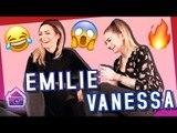 Emilie Nefnaf (Les Anges 10) et Vanessa : Qui est la plus coquine ?