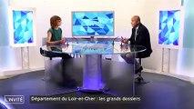 L'invité de la rédaction - 09/05/2019 -  Nicolas PERRUCHOT, président du conseil départemental de Loir-et-Cher