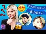 Noée (10 Couples) : Qui est le plus beau ? Nicolas ? Lorenzo ?