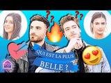 Ariel et Antoine (10 Couples Parfaits 3) : Qui est la plus belle ? Léna ? Julie ?