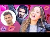 Julie (10 Couples Parfaits 3) : Le plus beau candidat ? Antoine ? Julien Guirado ?