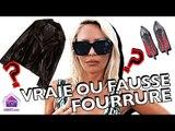 Tressia (LMAT/MELAA4) : Qu'aime-t-elle porter ? Vraie ou fausse fourrure ?