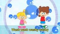 Washy Washy / Lave tes mains - Cours Vite aux toilettes - comptine éducative en anglais