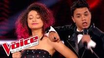 Nina Simone – Feeling Good | Yann'sine Jebli VS Dalia Chihe | The Voice France 2015 | Battle