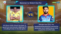 IPL 2019 Qualifier 2: CSK vs DC