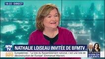 """Européennes: Nathalie Loiseau """"serait ravie"""" qu'Emmanuel Macron fasse un meeting pour la campagne LaREM"""