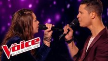 Sam Smith – Stay With Me | Sharon Laloum VS Andrew | The Voice France 2015 | Battle