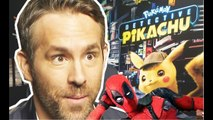 "Ryan Reynolds : ""Pikachu me rappelle Deadpool"""