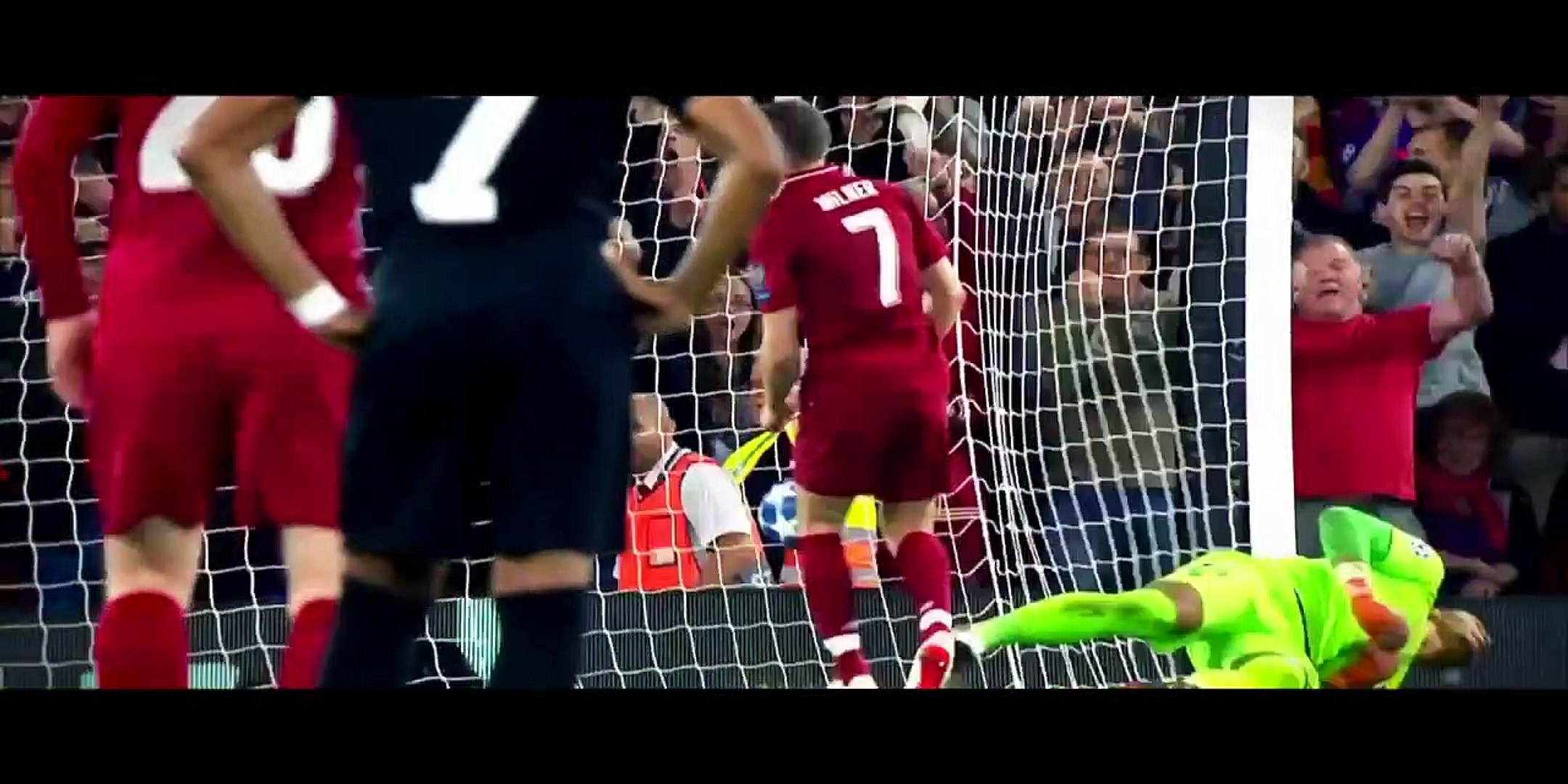 Liverpool Fc The Road To Madrid Ucl 2019 Video Dailymotion