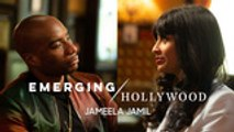 Jameela Jamil Talks Calling Out Kardashians, Cardi B for Weight Loss Drink Promotion with Charlamagne tha God | Emerging Hollywood