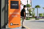 Amid Market Volatility, Uber Prices Its IPO at $45 Per Share