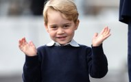 Prince George Predicted the Royal Baby's Name Months Ago