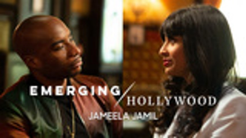 Jameela Jamil, Charlamagne tha God on Feminism, Beauty Standards, Diversity and Entertainment | Emerging Hollywood