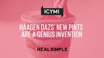Häagen-Dazs' New Layered Pints Are a Genius Invention