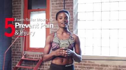 5 Foam Roller Moves to Prevent Pain and Injury