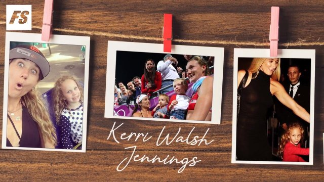Happy Mother's Day to Kerri Walsh Jennings