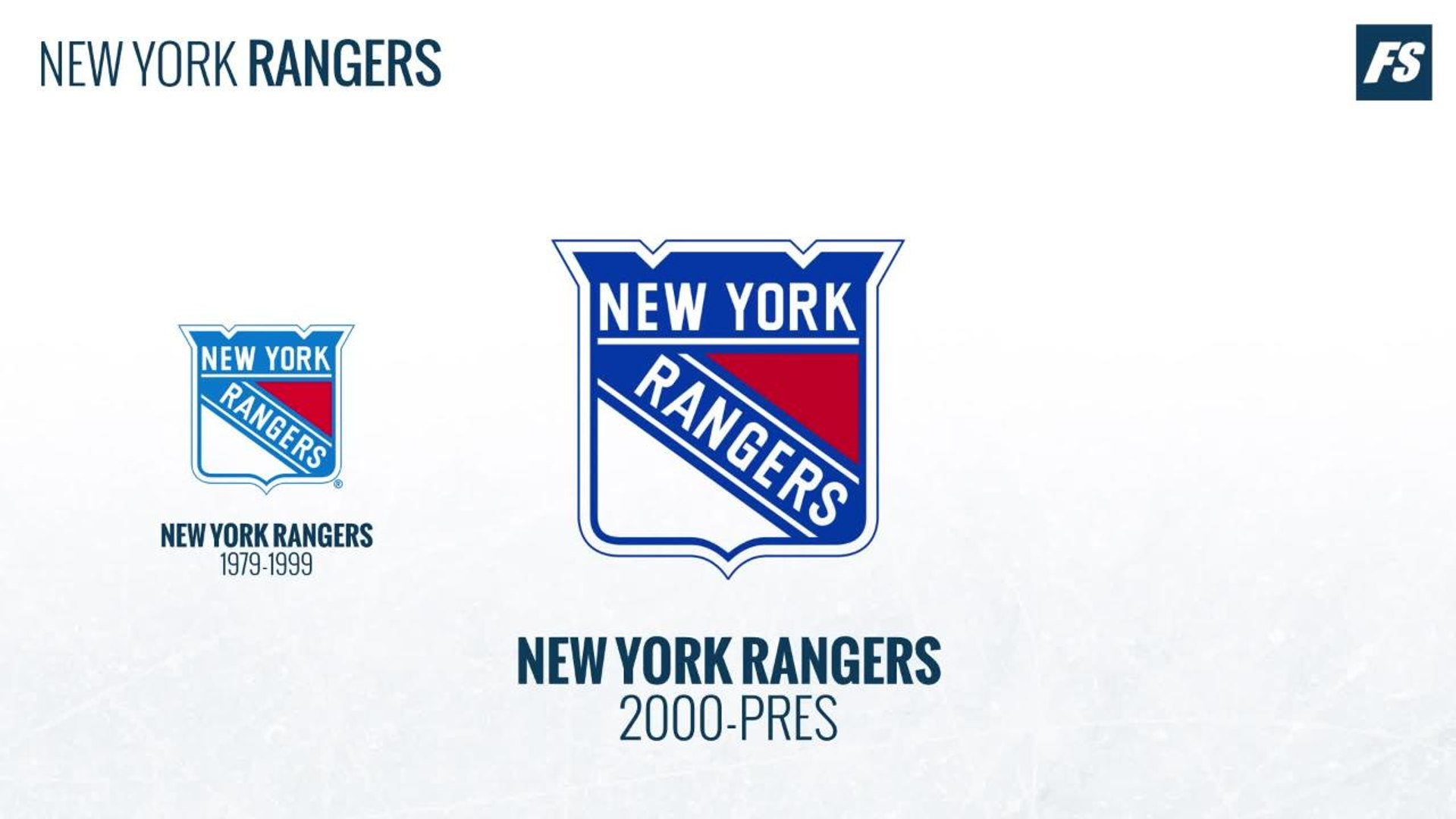New York Rangers Logo History Video Dailymotion