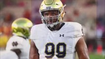 2019 NFL Draft: Los Angeles Chargers pick Jerry Tillery