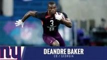 2019 NFL Draft: New York Giants select Deandre Baker