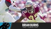 2019 NFL Draft: Carolina Panthers select Brian Burns