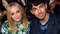 Joe Jonas and Sophie Turner just got married in Vegas (and, yes, there are photos)