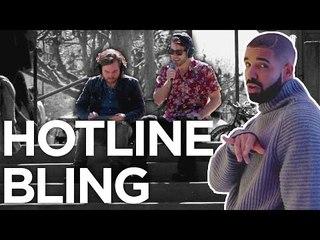 Midi Matilda - Hotline Bling (Live in the Wild)