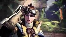Tráiler de Monster Hunter Iceborne
