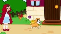Bingo avec Le Petit Chaperon Rouge - comptines et chansons pour enfants