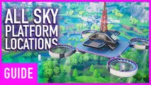 Fortnite - Visit All Skybox Locations Walkthrough Guide (Season 9 Utopia Challenge)