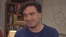 Johnny Galecki Talks 'Big Bang Theory' Finale (Exclusive)
