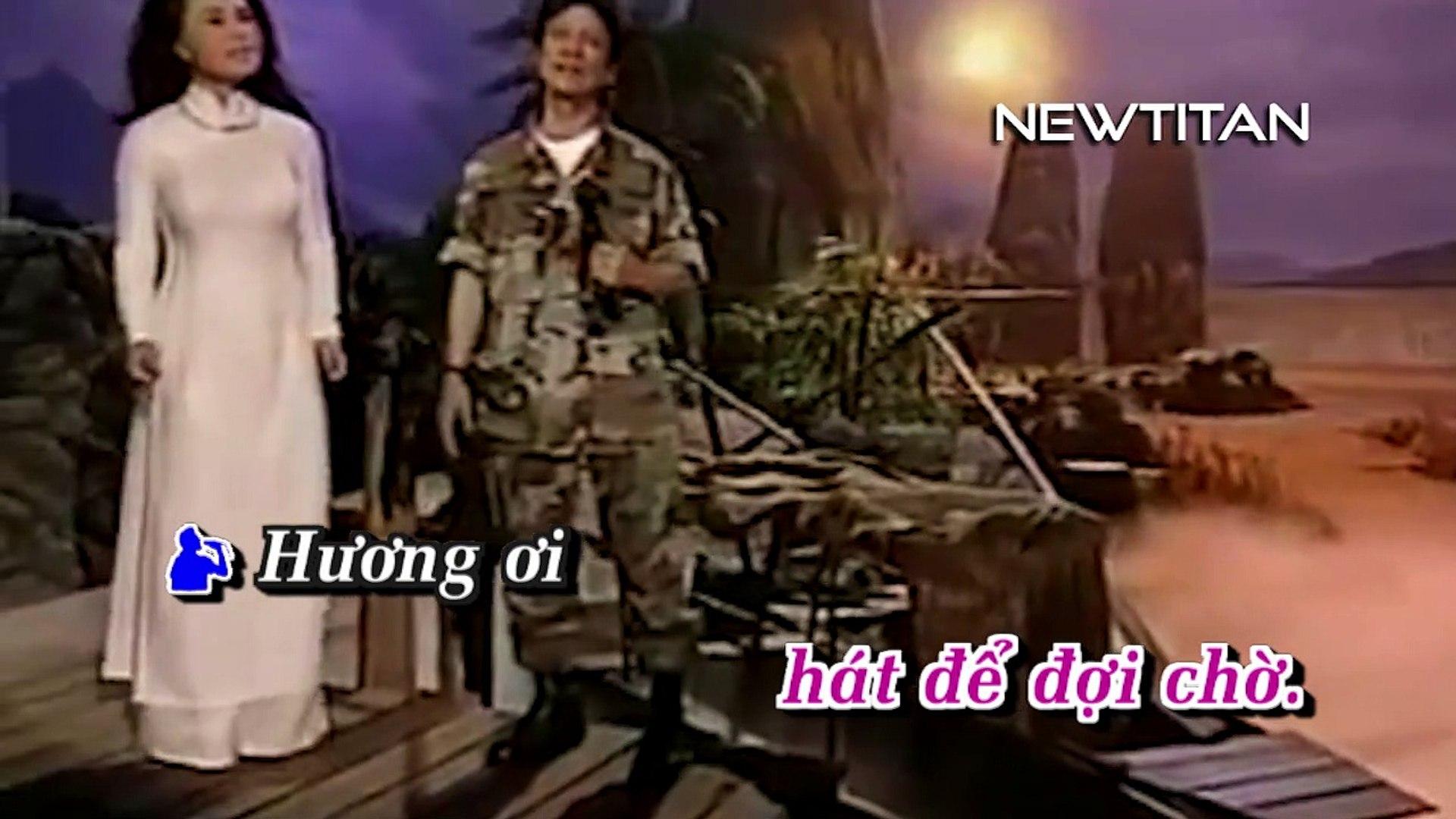 [Karaoke] Bài Hương Ca Vô Tận - Chế Linh Ft. Thanh Tuyền [Beat]