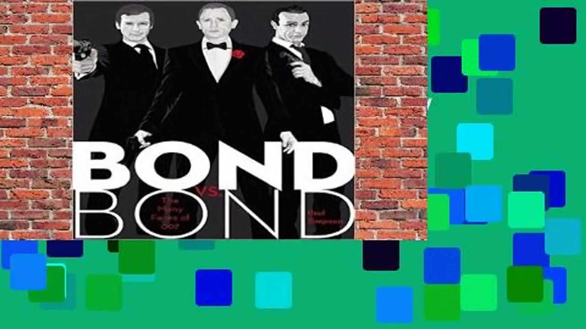 Full version  Bond vs. Bond: The Many Faces of 007  Best Sellers Rank : #3