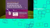 Full E-book  Textbook of Pediatric Emergency Procedures  For Kindle