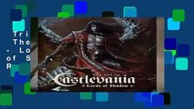 Trial New Releases  The Art of Castlevania - Lords of Shadow (Lords of Shadow 2) by Martin Robinson