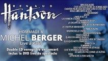 Renaud Hantson hommage à Michel Berger - Evidemment (France Gall)